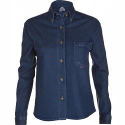 BLUSA CORPORATIVA DENIM ML  BIGBANG