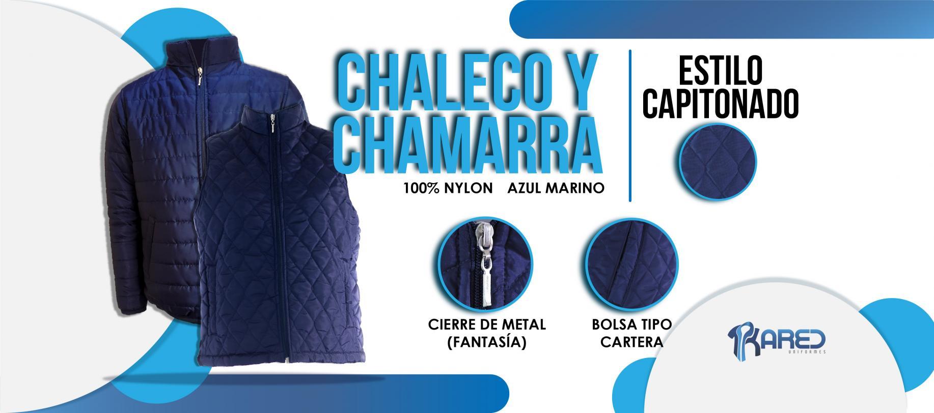 Chamarra / Chaleco