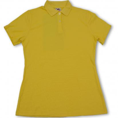 PLAYERA CORPORATIVA POLO WAFFLE DAMA MAYORK