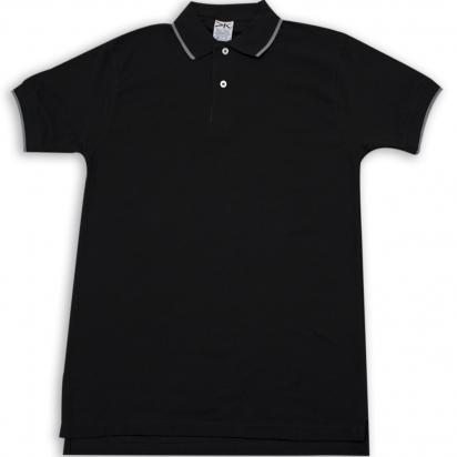 PLAYERA CORPORATIVA POLO WAFFLE COMBINADA CABALLERO MAYORK